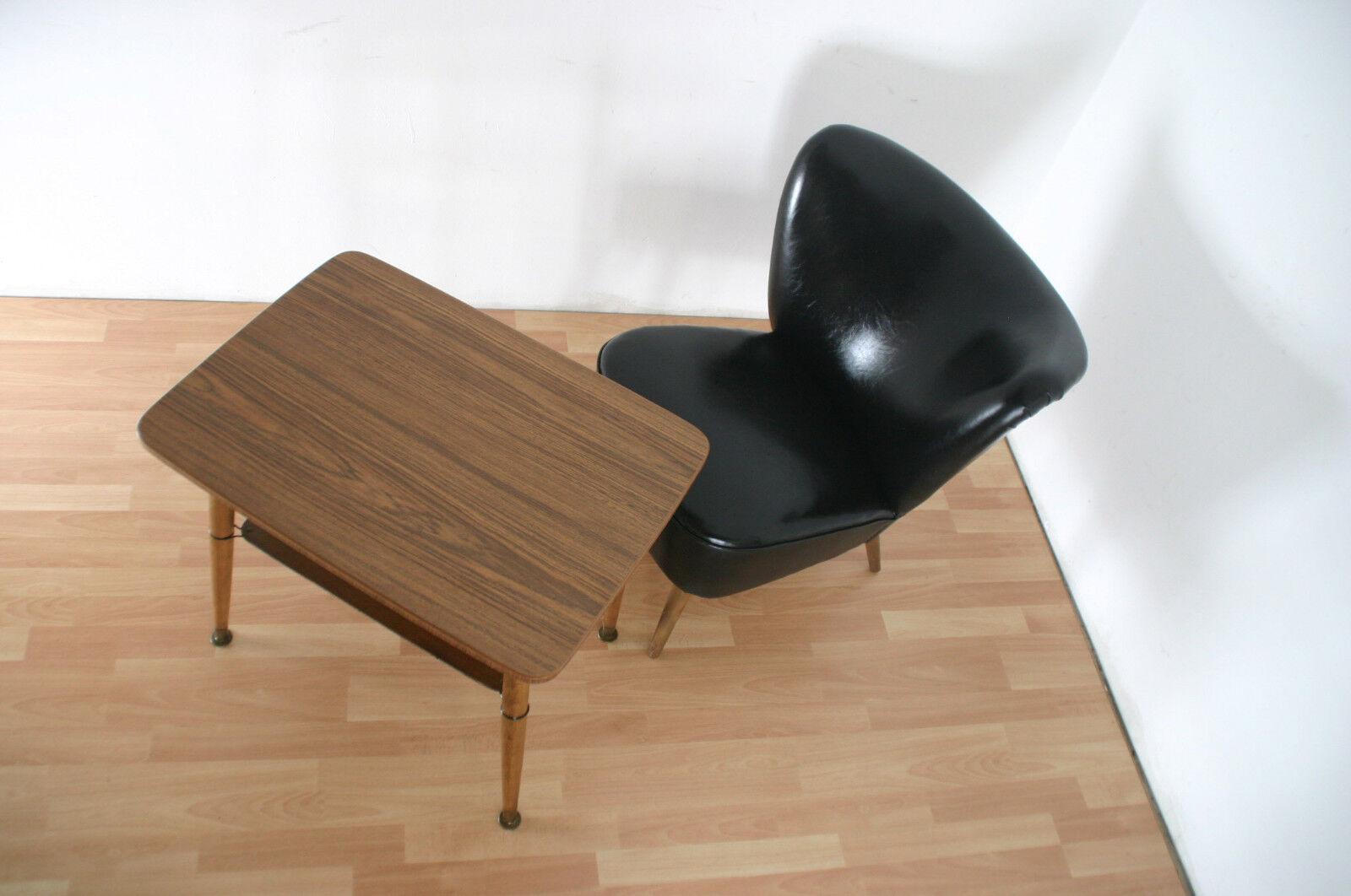 50er 60er jahre tisch nierentisch ra coffee table couchtisch beistell retro eur 69 90. Black Bedroom Furniture Sets. Home Design Ideas