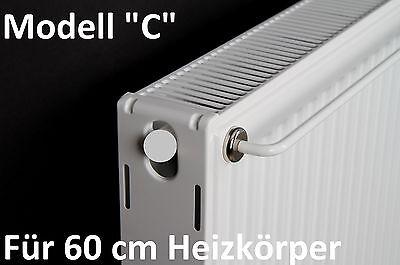 """""""C"""" Handtuchhalter Magnet Halterung für 60 cm Heizkörper Wäschetrockner"""