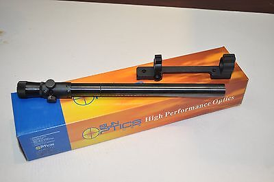Gibbs 1903A4 Springfield sniper scope 330C rings and mounts