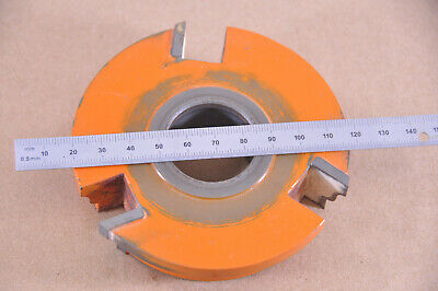 Carbide Shaper Moulder Head 1.25 Bore W 0.75 Reducers Cs3.2