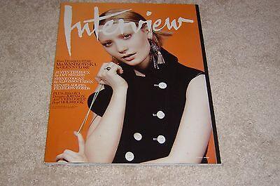 Mia Wasikowska   Justin Theroux   Steve Coogan August 2014 Interview Magazine
