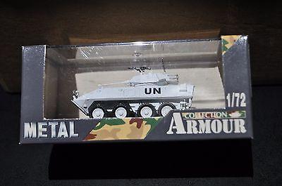 Armour UN Tank 1/72 Scale Diecast ART 3125 - Lav 25 With 90mm Desert Assault Gun