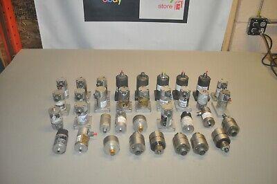 Lot Of 35 Misc Velocity Seismoprobe Bentley Nevada Bell Howell Ird Mechanalysis