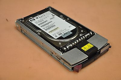 Ultra320 10k Hot Plug (HP 300GB Ultra320 10K Hot Plug SCA SCSI Hard Drive + Tray 404701-001/350964-B22 )
