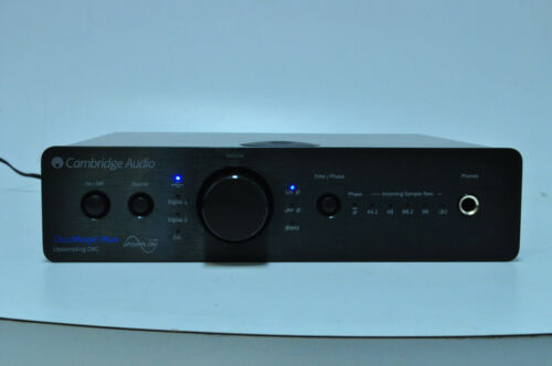 Cambridge Audio Azur DacMagic Plus Digital to Analogue Converter