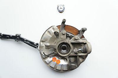 Original Mercedes ML GLE W166 Achsschenkel Radnabe Achse A1663570105 Hinten Link