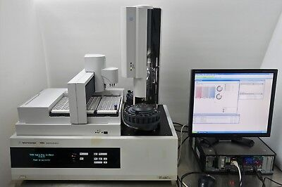 Agilent 7696a Sample Prep Workbench G4529a 7693a G4513a G8130a Hplc Lcms Gc