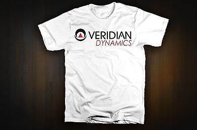 The Veridian Dynamics Company Tee Shirt  Better Off Ted Show  Free Shipping