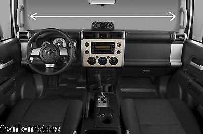 Toyota FJ Cruiser A Pillar Grab Handle Complete Kit  - OEM NEW!