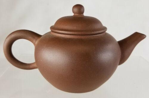 Antique Style Vintage Chinese Yixing Zisha Teapot Modern