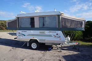 Jayco Eagle Outback Camper Magra Derwent Valley Preview