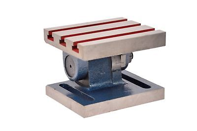 Adjustable Swivel Angle Plate 5 X 6 Manufactured From High Grade Casting.