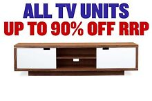 ALL TV UNITS - UP TO 90% OFF RRP Granville Parramatta Area Preview