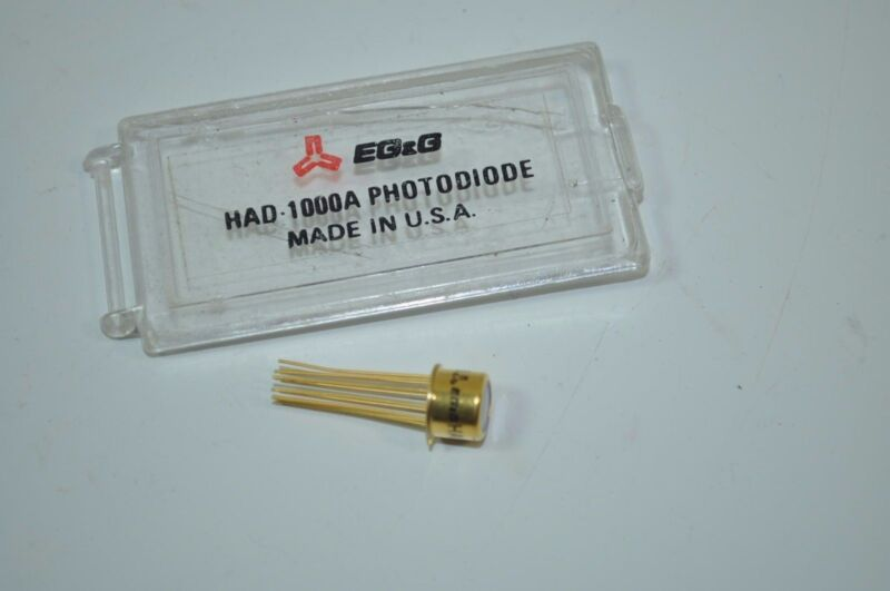 EG&G Photodiode Diode Model# HAD-1000A  HAD1000A9/13