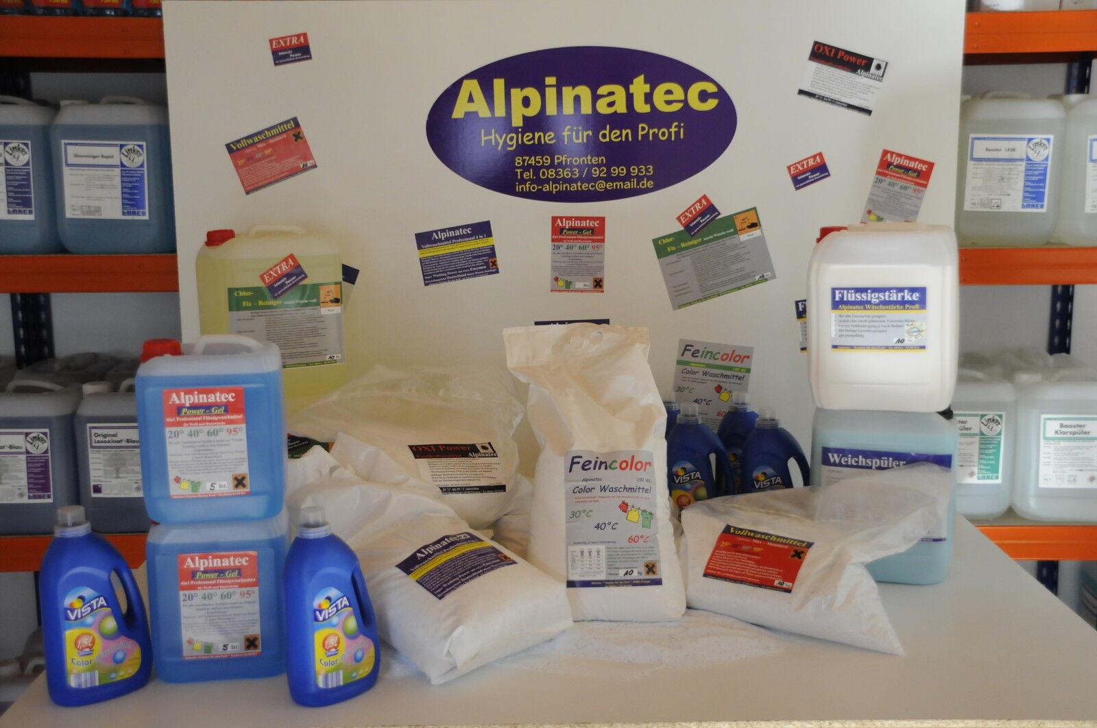 Alpinatec Hygiene für den Profi
