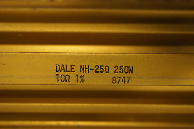 Dale Nh-250 250w 10 Ohm 1  Power Resistor