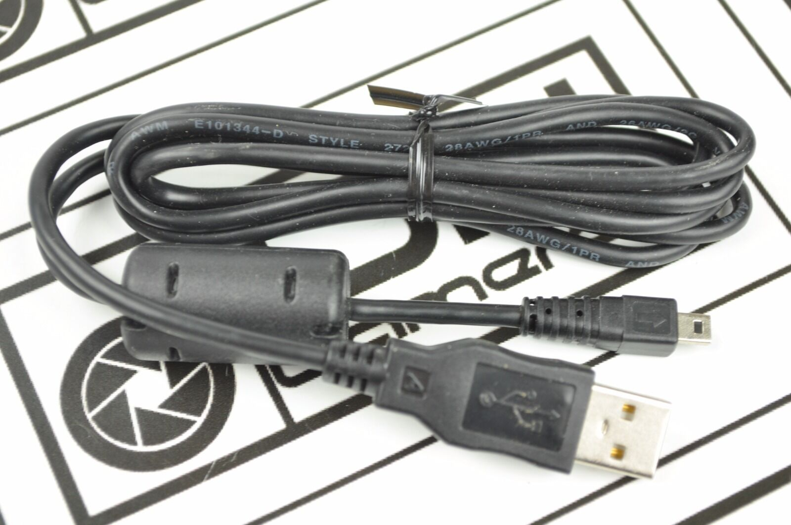 Usb Cable For Nikon Coolpix P330 P310 P300 P100 L830 L820...
