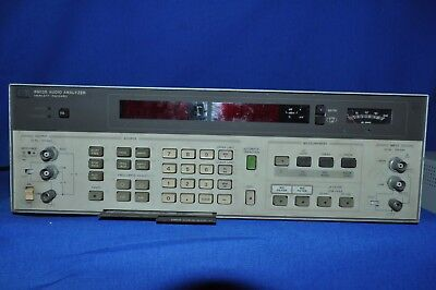 1pcs  Used Hp 8903b Audio Analyzer In Good Condition