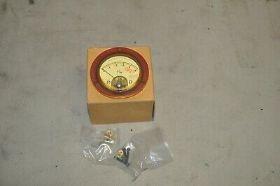 Victoreen Geiger Counter Meter Gauge New In Box Free Shipping