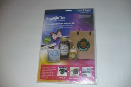 Broths scan n cut printable sticker starter kit