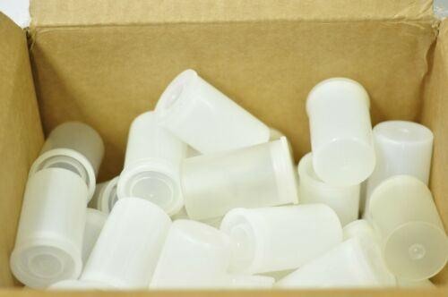 35mm film canisters with tops 50-(fifty) empty