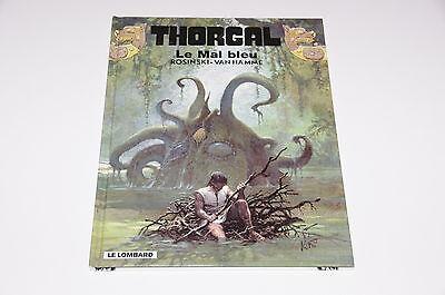 Thorgal T25 Le mal bleu EO / Rosinski / Van Hamme // Le Lombard (Mal Vans)