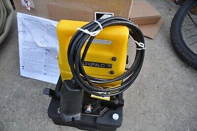 Enerpac Puj-1200b High Pressure Hydraulic Economy Electric Pump 10000psi New