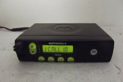 Motorola Pm400 Vhf Mobile Radio