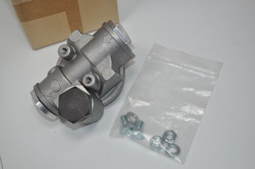 NEW MP Filtri MPS Series Spin on Hydraulic Filter Head Bypass 051 MPS051NG4T