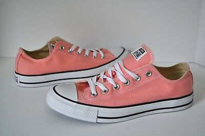 c796c48807e4ca NEW CONVERSE Unisex ALL STAR Light Pink SHOES SNEAKERS Low Top Women 9 Men 7