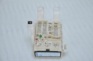 2005 toyota prius oem interior under dash relay fuse. Black Bedroom Furniture Sets. Home Design Ideas