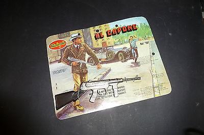 Altes Redondo Maschinengewehr Al Capone Nr. 137 noch auf Pappe Miniatur Gun