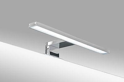 lampada da bagno faretto luce a led 30cm bordo specchio arredo bagno novit 2017
