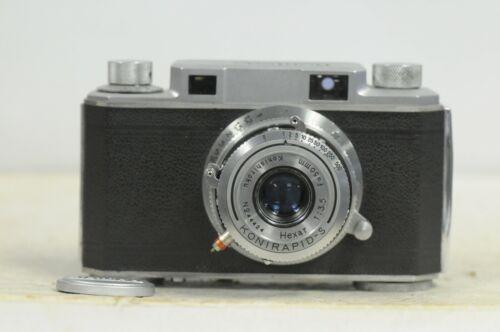 Konica 1 MIOJ 35mm Rangefinder Film Camera with Cap