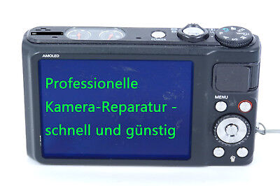 Objektiv Reparatur Canon PowerShot S100 S110 Objektivfehler (Canon S100)