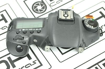 Canon 7D Top Cover Assembly With LCD Replacement Repair Part DH4058