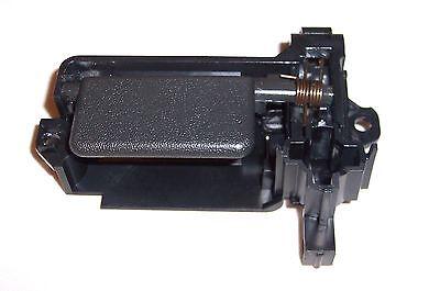 1995-2005 CHEVROLET CHEVY CAVALIER GLOVE BOX LATCH HANDLE - BLACK CHARCOAL - OEM