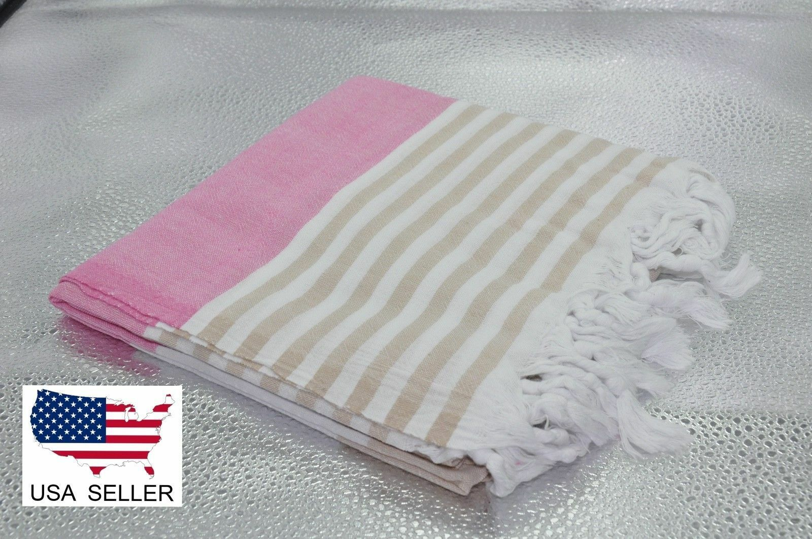 Turkish Peshtemal Towel Comfort Extra Large Beach Yoga Bath