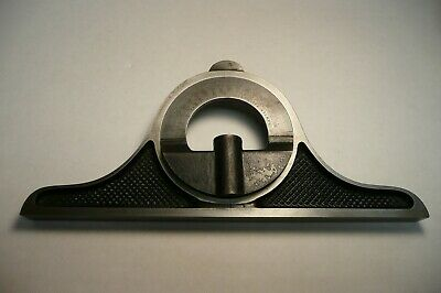 Antique Sawyer Tool Mfg. Co. Fitchburg Mass Combination Square Protractor Head