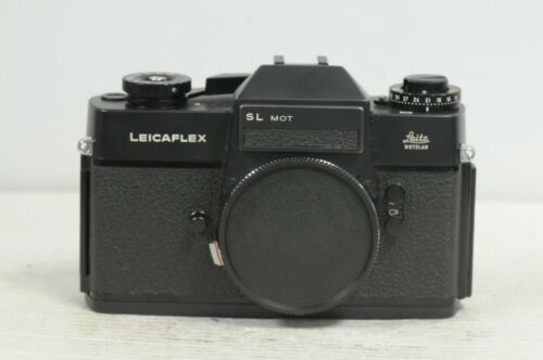 Leicaflex SL-Mot SLR 35mm Film Camera with Cap