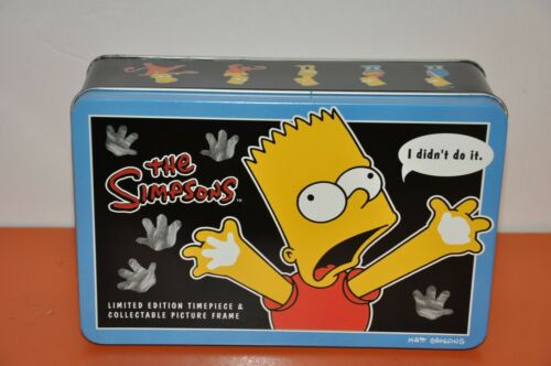 "BART SIMPSON ""FOSSIL WATCH"" COLLECTOR"