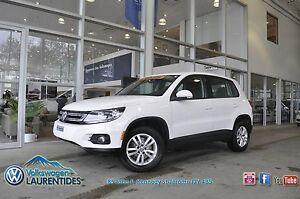 2013 Volkswagen Tiguan Trendline*GR ELEC*A/C*MAGS*VITRES TEINTÉE