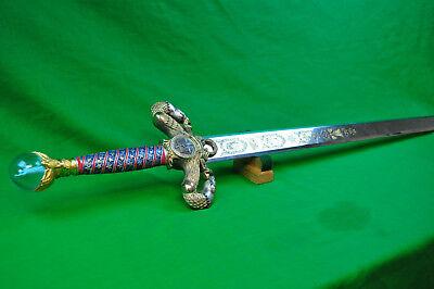 Marto American Liberty Sword  Toledo Spain  NIB