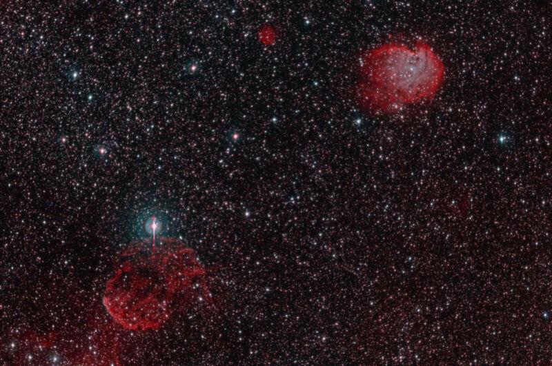 "Astronomik OIII Filter, 13nm Bandpass, 2"""