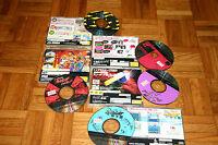 Sega Saturn 5 Games Originali Jap Lotto - saturn - ebay.it