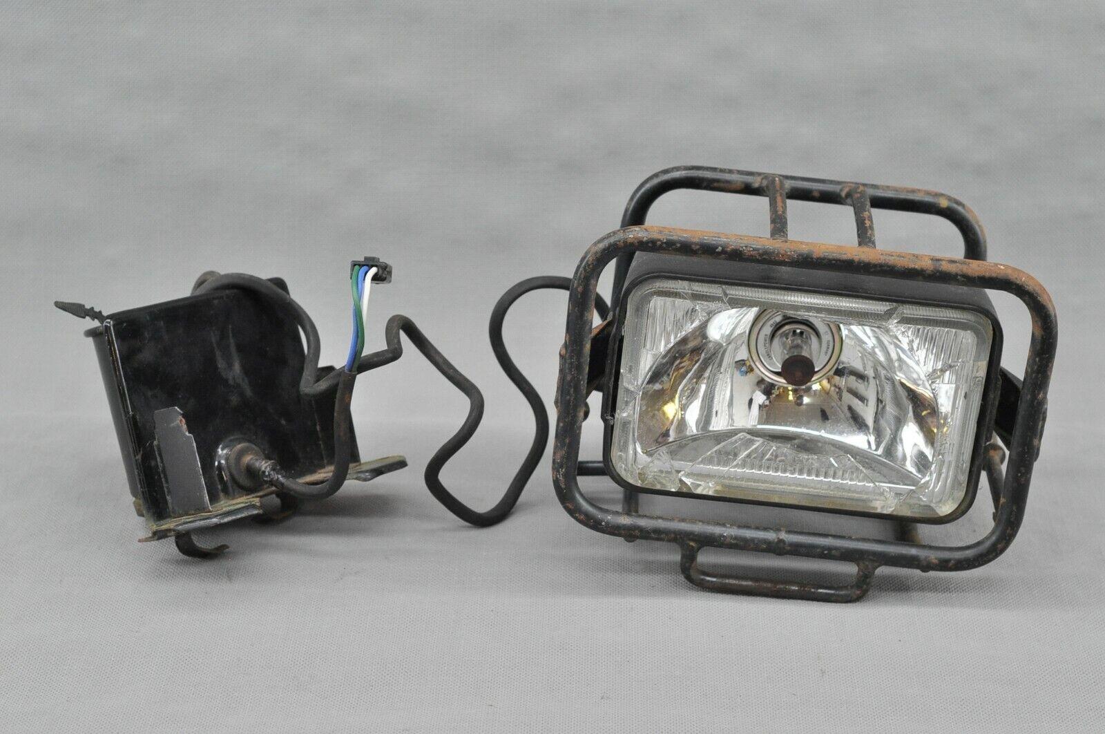 1985 1986 1987 Honda ATC 250ES ATC250 BIG RED Removable Headlight Head Light