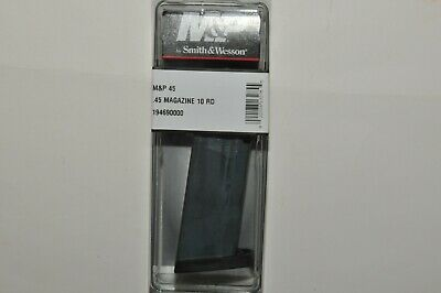 Made in USA. 2 S/&W 645 4506 4566 4586 Magazines 10rd 45 NEW PRO MAG