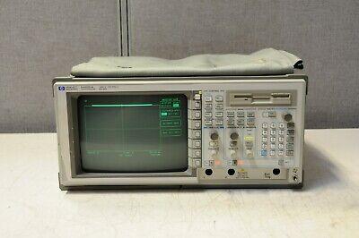 Hp Agilent Keysight 54520a 500 Mhz 2 Channel 1gsas Digitals Oscilloscope