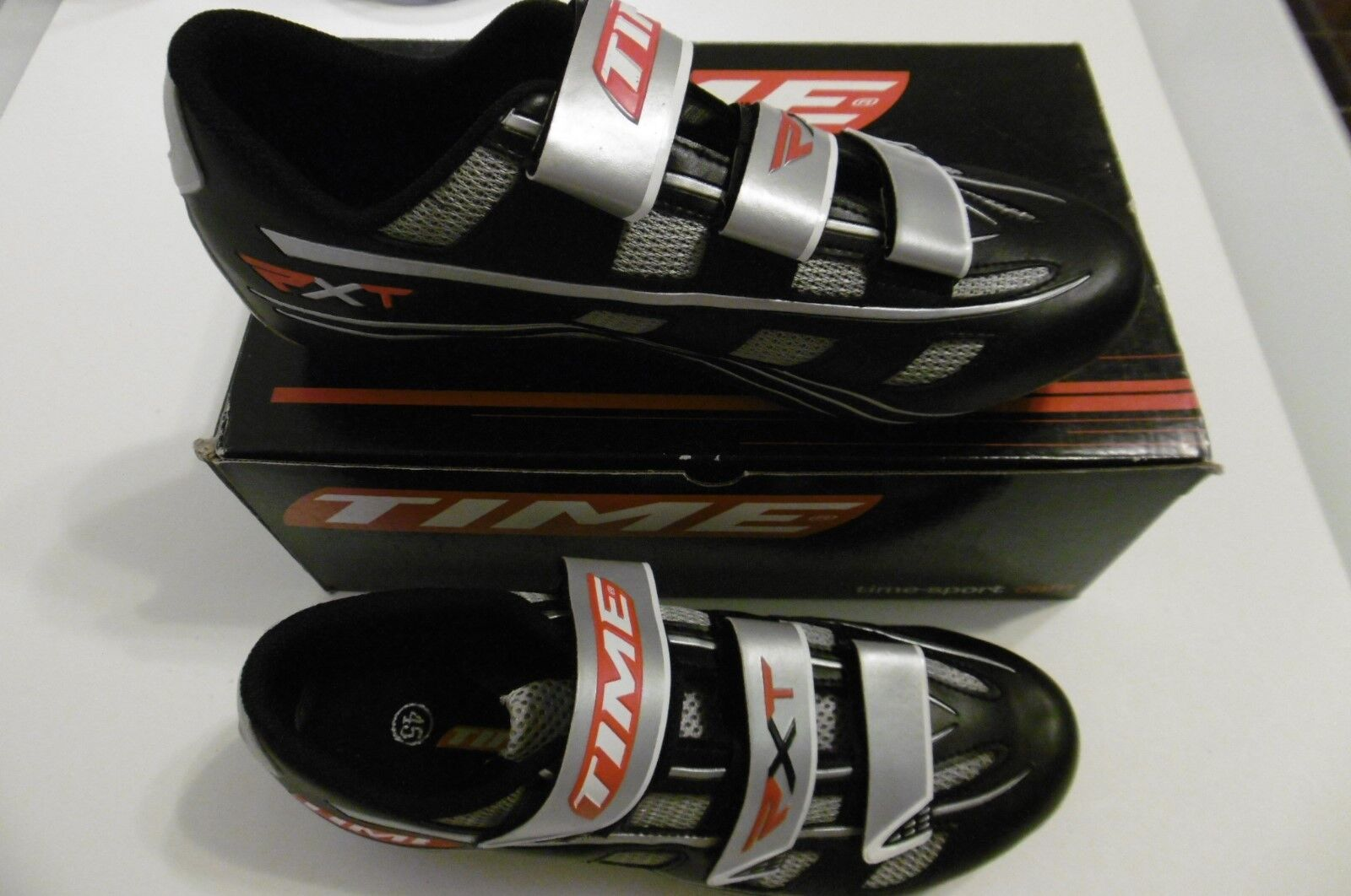 Time PXT Shoes Size 45 New In Box