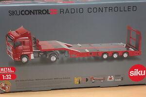 SIKU-control32-6721-Man-con-plataforma-de-carga-Baja-RC-modelo-2-4-GHz-NUEVO